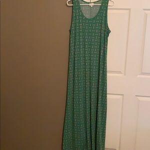 LulaRoe Danny dress